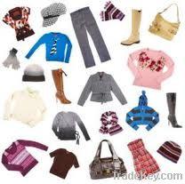 Mix Winter Clothes.