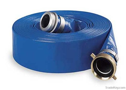 PVC Layflat Hose for agricultiral irrigation and diacharge