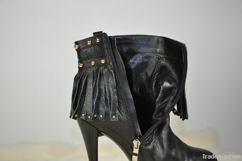 Ankle Boot High Heels