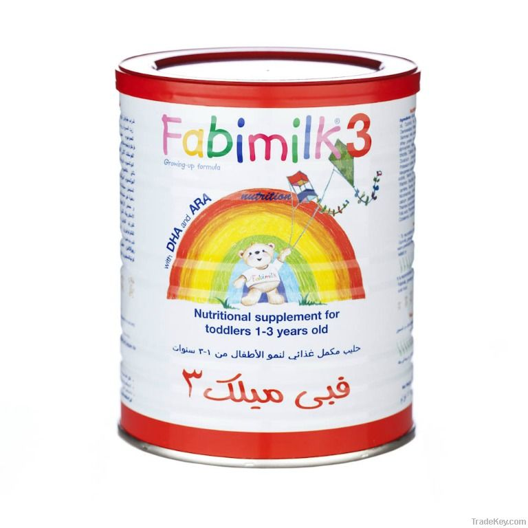 Fabimilk 3 Growing-up Formula