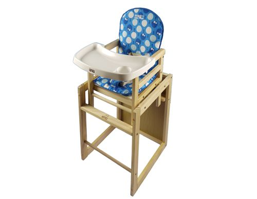 Baby 2 in 1 convertible high chair