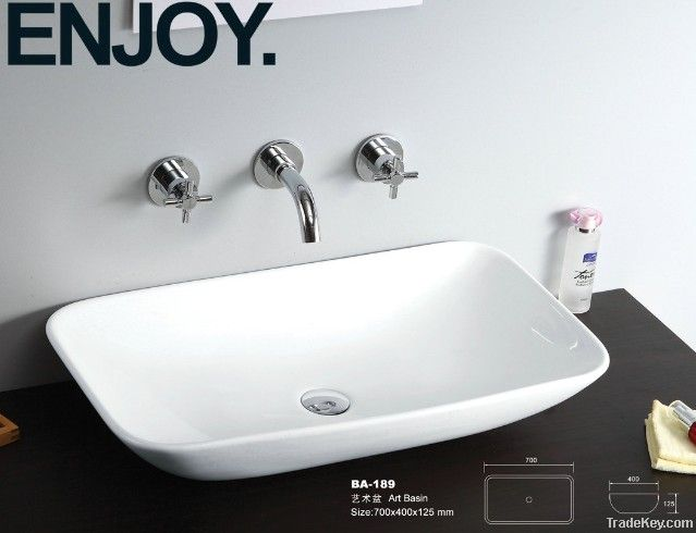 Washbasin, bathroom sinks, Art Basin