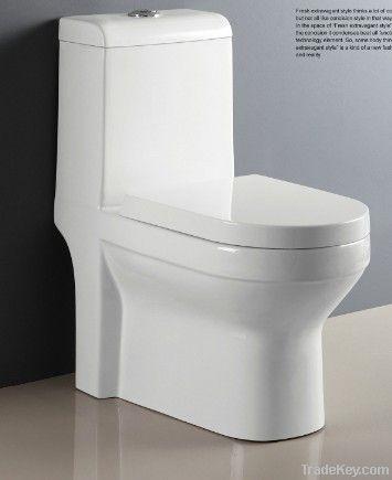 1 P Toilet