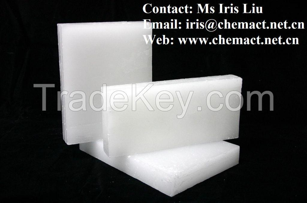 Fully/Semi Refined Paraffin Wax 58 60
