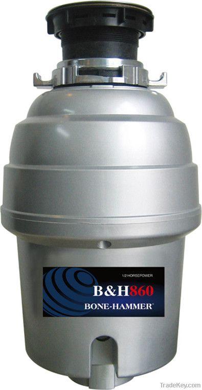 Bone-Hammer food waste processor
