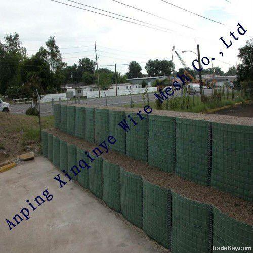 hesco barriers bastion