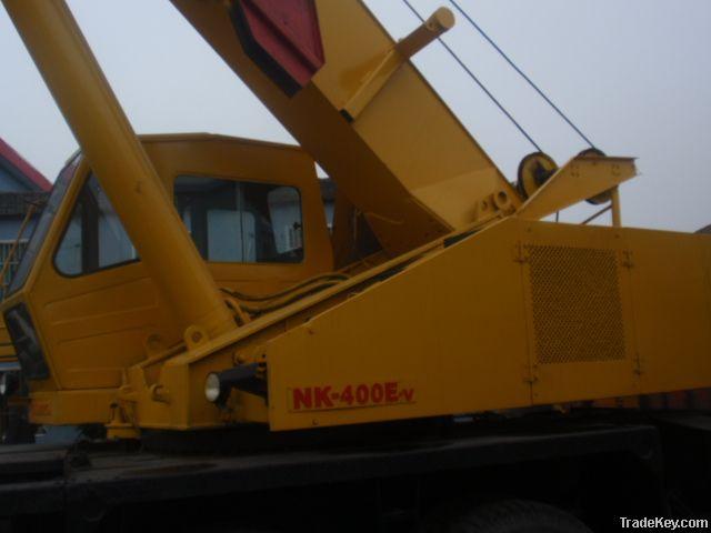 Truck Crane Kato 40t (Used)