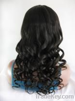 100% indian hair full lace wigs