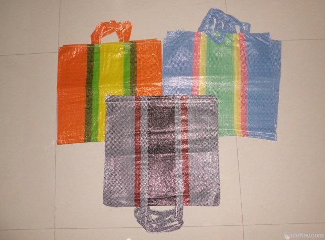 pp woven bag for shopping