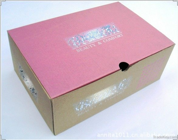 High Quality Shoe Box, Packaging Box