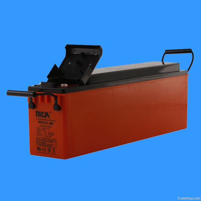 FCT series(Front Terminal AGM batteries)
