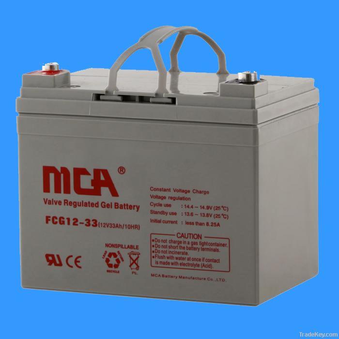 General Gel batteries