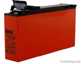 Front Terminal Gel Batteries 12V-150AH