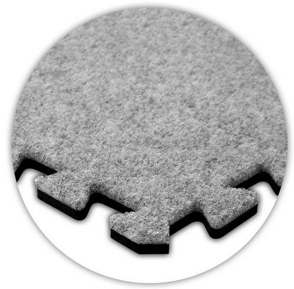 """Carpet Foam Floor  60X60cm /24""""X24""""/ 2'X2'"""