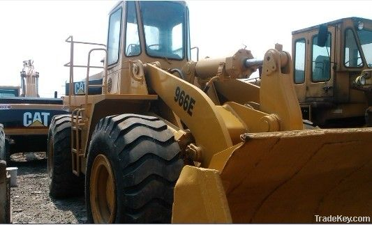 Caterpillar 966E loader