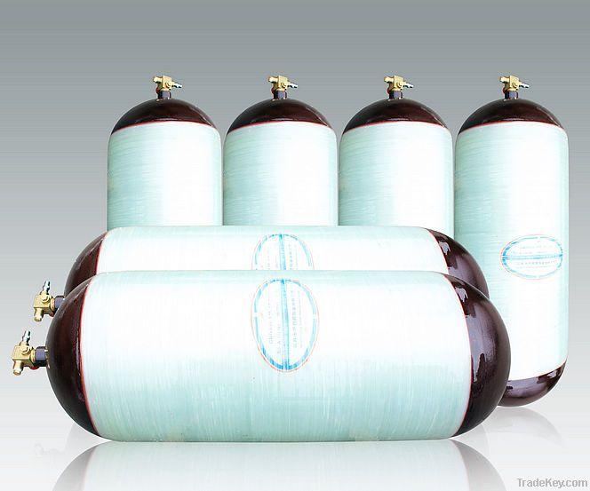 Composite Cylinder With Steel Liner