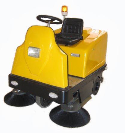 sweeper machine road floor scrubber sweeper