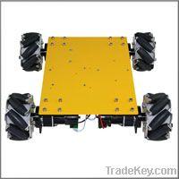 4WD 100mm Mecanum Wheel Learning Arduino kit c009