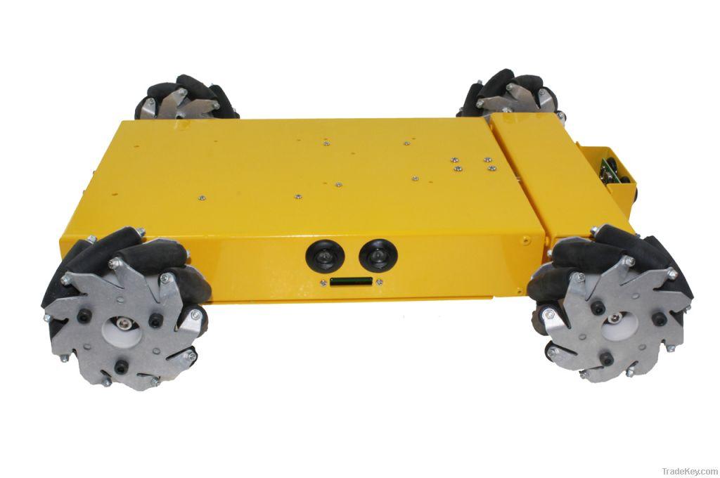 4WD Mecanum wheel mobile Arduino robotics car