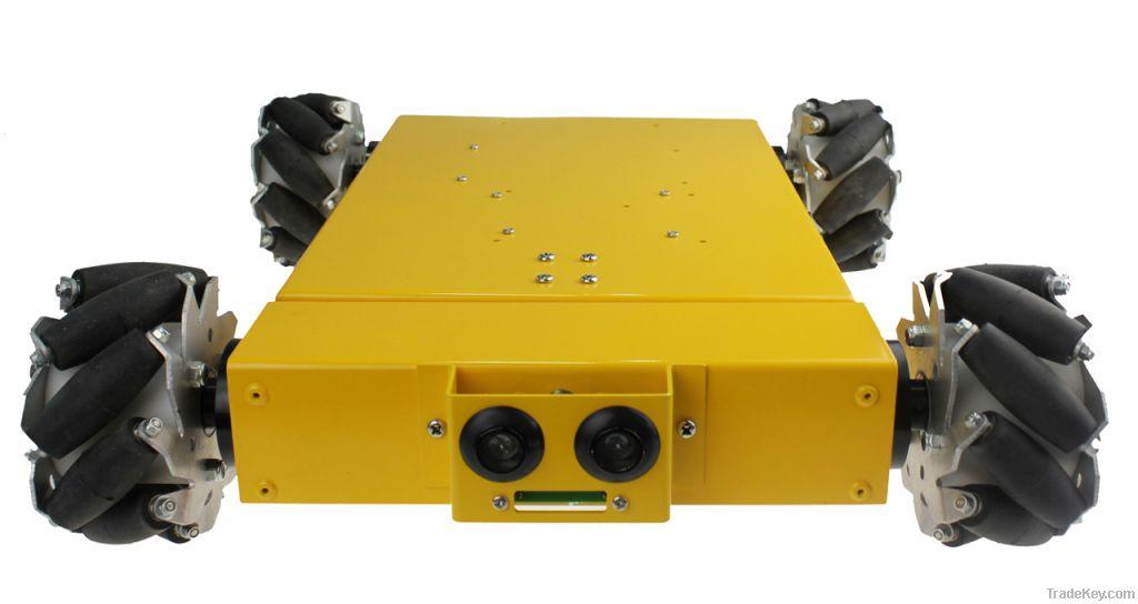 4WD Mecanum wheel mobile Arduino robotics car C011