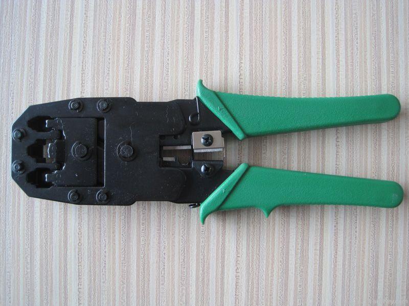 LS-315 RJ10 RJ11 RJ12 FJ45 network cable crimping tool