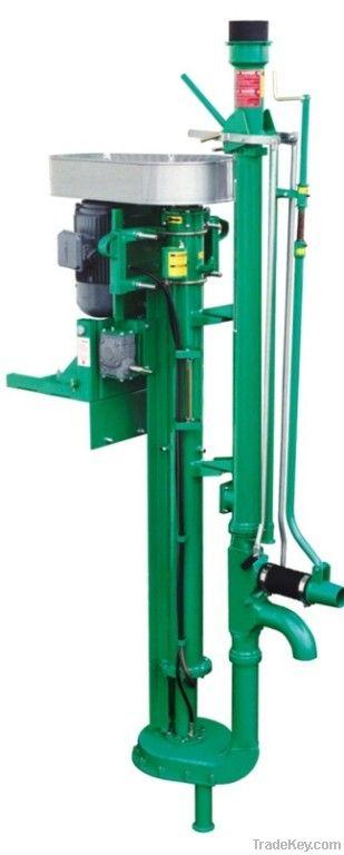 Manure handling equipment