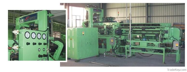High speed steel drum seam welding machine