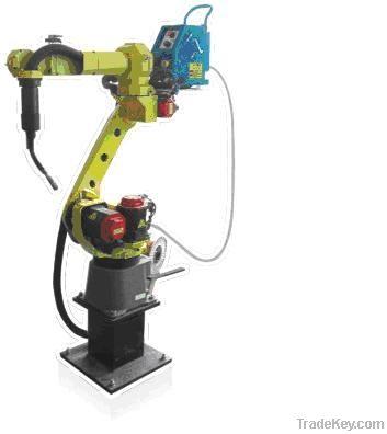 Welding system of  robot