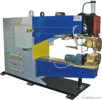 Three phase subprime rectifier roll welding machine