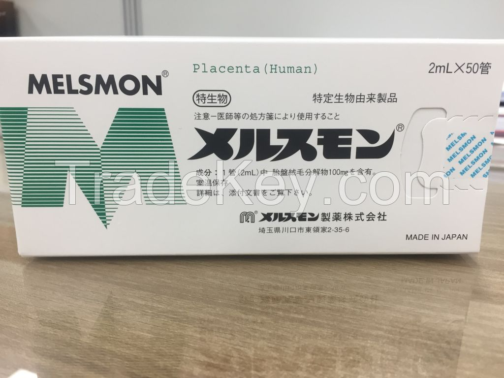 Placenta injections
