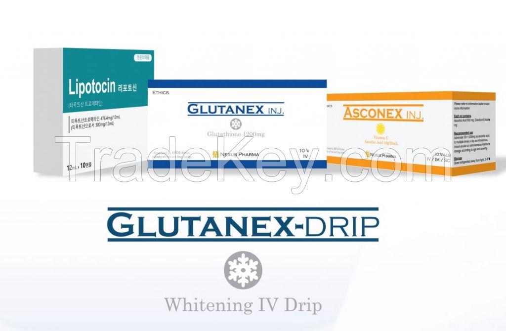 Glutanex Drip (Snow White Set)