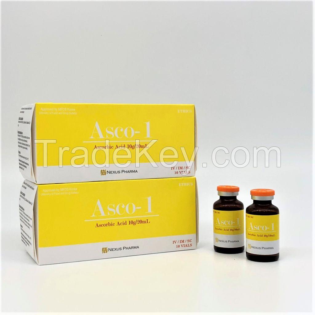 Vitamin C Injection from Korea (ascorbic acid)