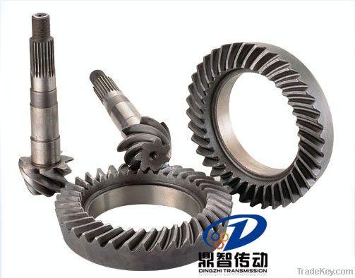 Gleason spiral bevel gear