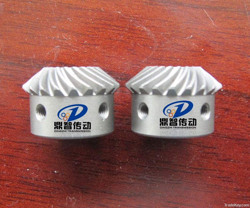 mini spiral bevel gear