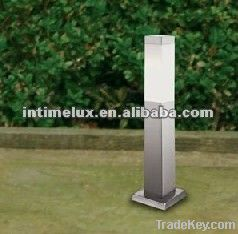 hiqh quality stainless steel square garden lawn light lamp