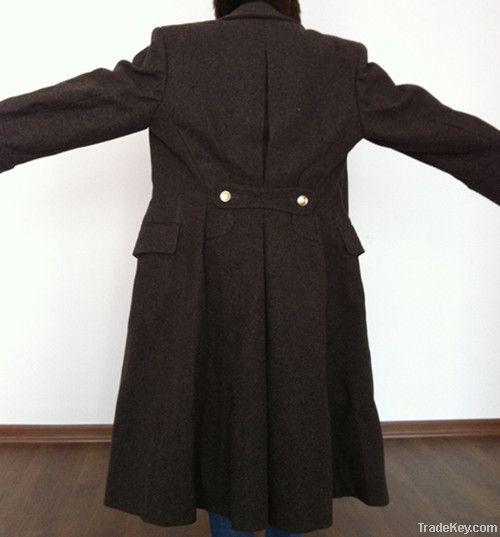 Military coat