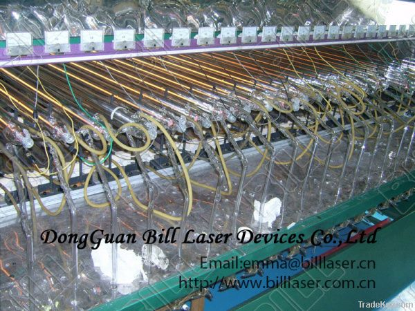 2012 Hot 100w CO2 laser tube