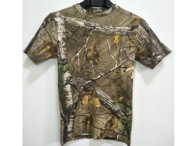OEM polyester dry fit desert camo combat shirt fishing camo t shirt frost hunting camo digital long sleeves t shirt