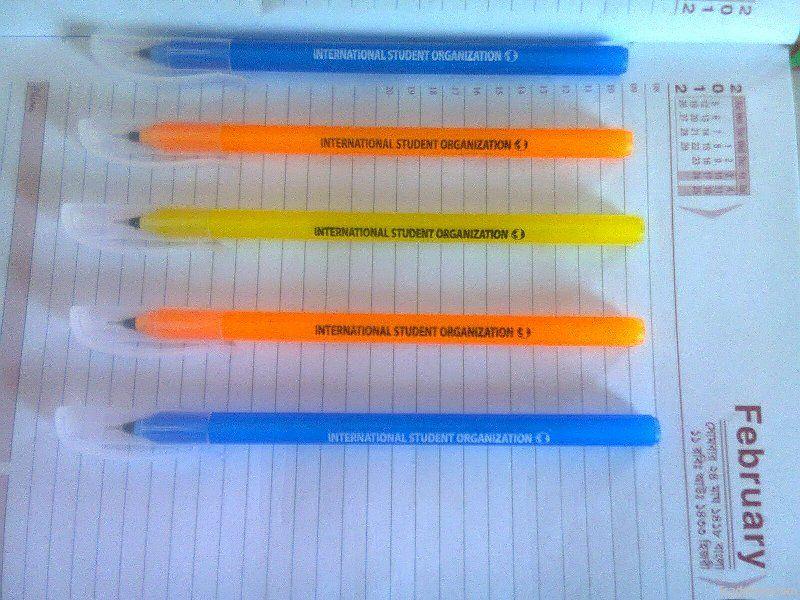 Plain Ball Pens