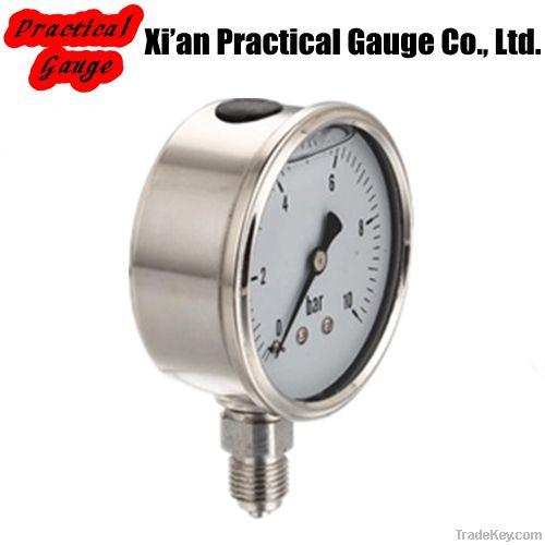 Liquid Filled Pressure Gauge