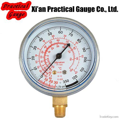 Refrigerant Pressure Gauge