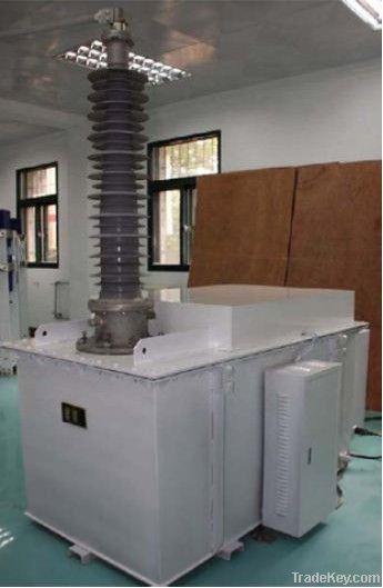 AC Test Transformer System (HCTT / HTTS / HGTS)