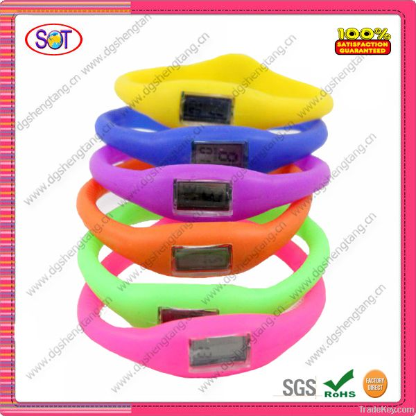 Cheap Ions Silicone Sports Watches Online