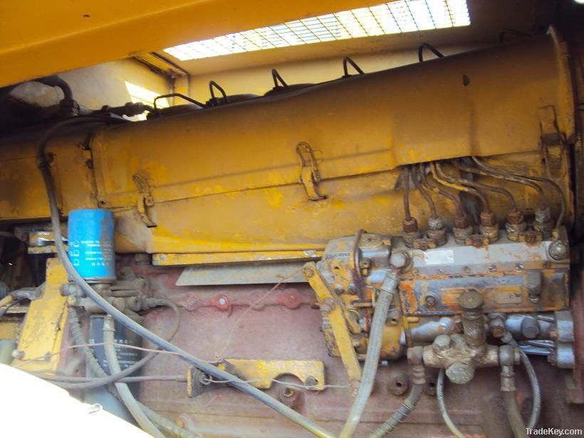 used Bomag road roller 213