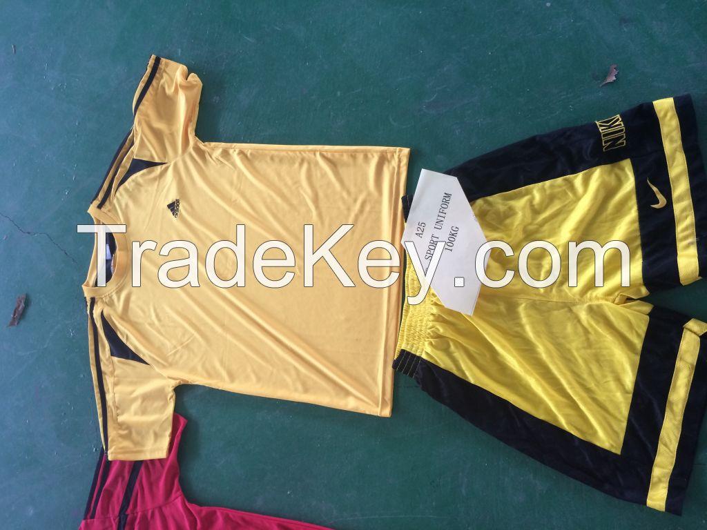 used sport wear