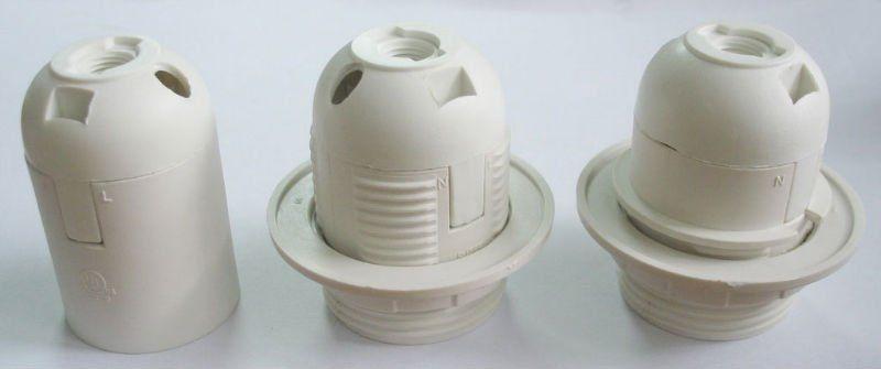 Plastic, Bakelite Lampholders