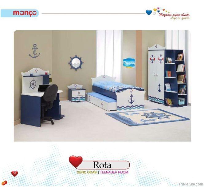 Rota teen room