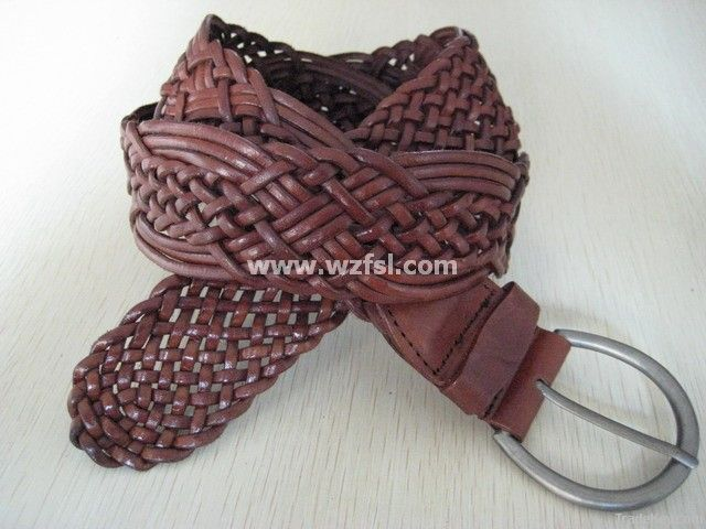 fashoin knitted belts
