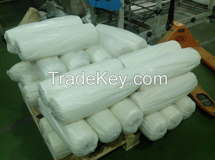 PVA PVOH cold water soluble embroidery film