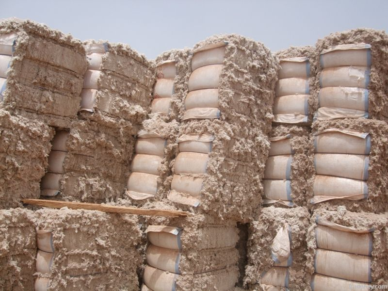Raw Cotton Scrap